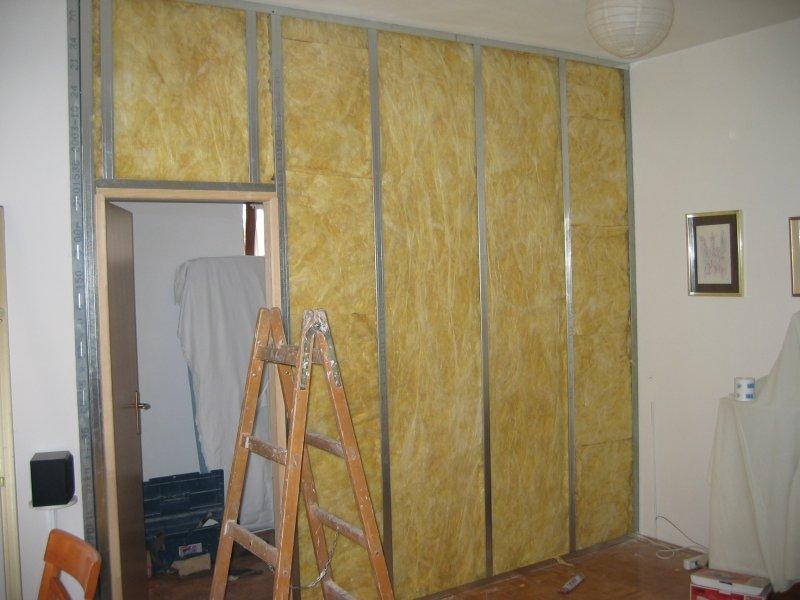 Sam svoj majstor- kako napraviti suhi pregradni zid?